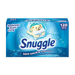 Snuggle Fabric Softener Sheets Cuddle Up