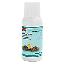 Rubbermaid Microburst 3000 Fragrance Refills Relaxing