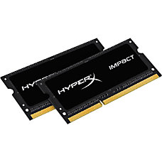 Kingston HyperX Impact SODIMM 16GB Kit