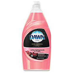 Dawn Ultra Hand Renewal Dishwashing Liquid