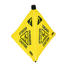Rubbermaid 3 Sided Wet Floor Safety