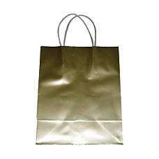 OfficeMax High Gloss Paper Bags 10