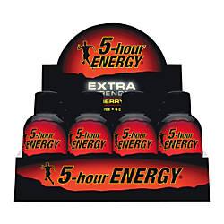 5 Hour Energy Extra Strength Bottles
