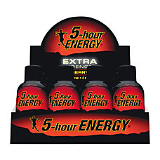 5 Hour Energy Extra Strength Bottles