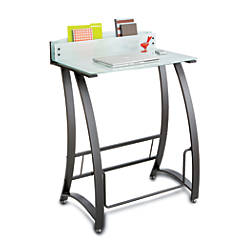 Safco Xpressions Stand Up Workstation Black