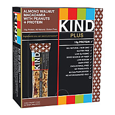 KIND PLUS Almond Walnut Macadamia With