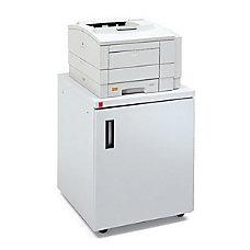 Bretford Printer Stand in Aluminum
