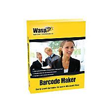 Wasp BarcodeMaker License 5 User