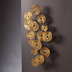 Aura Abstract Wall Sculpture 40 34