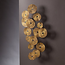 Aura Abstract Wall Sculpture 40 34