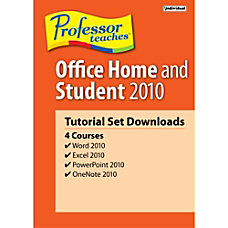 Professor Teaches Office Home and Student