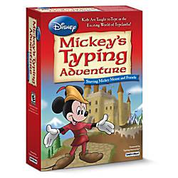 Disney Mickeys Typing Adventure Starring Mickey