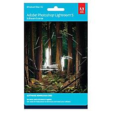 Adobe Photoshop Lightroom 5 WindowsMac Download