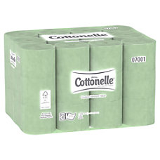 Kleenex Cottonelle Coreless 2 Ply Bathroom