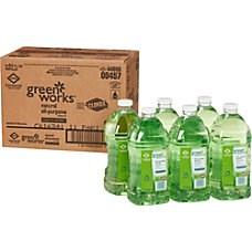 Green Works All Purpose Cleaner Liquid