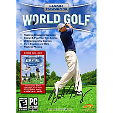 Hank Haneys World Golf Download Version