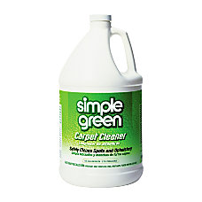 Simple Green Nontoxic Carpet Cleaner 1
