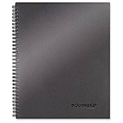 Mead Titanium 11 Metallic Notebook Twin