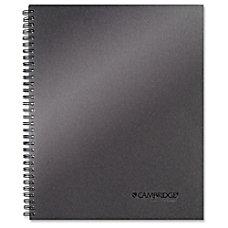 Mead Titanium 11 Metallic Notebook Printed