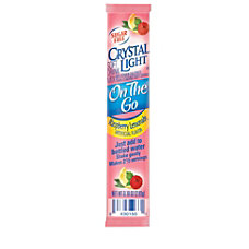 Crystal Light On the Go Packs