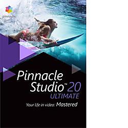Pinnacle Studio 20 Ultimate Download Version