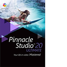 Pinnacle Studio 20 Ultimate Download Version