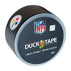 Duck NFL Licensed DuckTape Pittsburgh Steelers