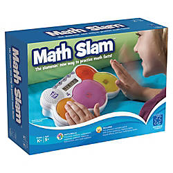 Learning Resources Math Slam Electronic Game