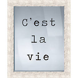 PTM Images Framed Art La Vie