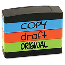 US Stamp Sign Copy Message Stamp