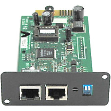 Minuteman SNMP NET Remote Power Management