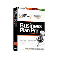 Business Plan Pro 12 Download Version