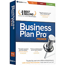 Business Plan Pro Premier 12 Download