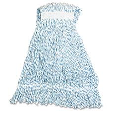 Genuine Joe Blue Stripes Mophead Rayon