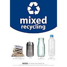 Recycle Across America Mixed Recycling Standardized