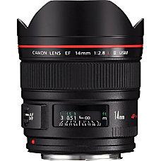 Canon EF 14mm f28L II USM