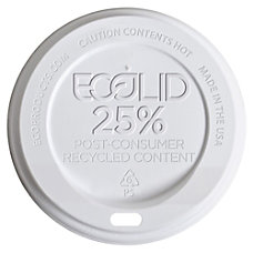 Eco Products Recycled Hot Cup Lids
