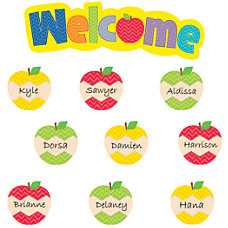 Creative Teaching Press HexaFun Welcome Apples