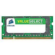 Corsair Value Select 8GB DDR2 SDRAM