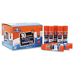 Elmers Washable Nontoxic Glue Sticks 024
