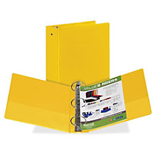 Samsill Ring Binder 3 Binder Capacity