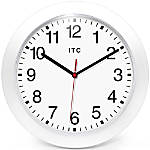 Infinity Instruments Round Wall Clock 12