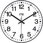 Sharp 14 Wall Clock Black by Office Depot & OfficeMax