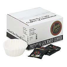 Distant Lands Coffee Portion Packs French