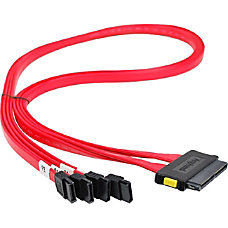 SIIG SCSI SAS Cable SFF 8484