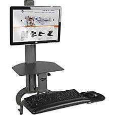 HealthPostures TaskMate Desktop Computer Standing Desk