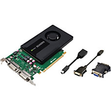 PNY Quadro K2000D Graphic Card 2