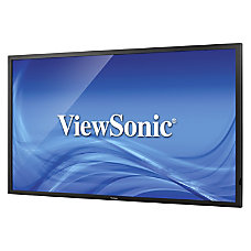 Viewsonic 55 Narrow Bezel Commercial LED