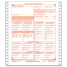ComplyRight W 2C Continuous Tax Forms