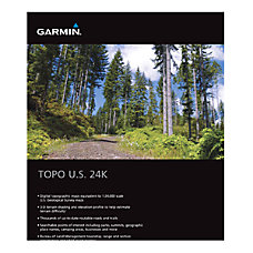 Garmin TOPO US 24K Northwest Digital